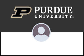 Log in with Purdue account